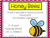 Reading Street, Honey Bees, Interactive Powerpoint