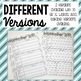 2016 - 2017 Student Planner with Editable Pages