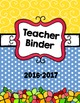 """2016-2017 Binder Covers - The """"Calli"""" Edition (Covers Only)"""