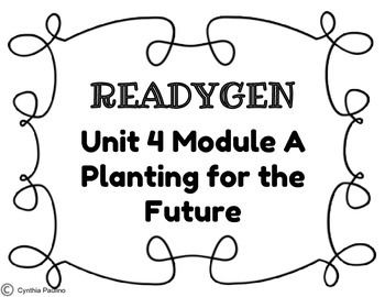 2014-2015 ReadyGen Unit 4 Module A Concept Board