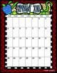 2016-2017 Teacher School Year Calendar