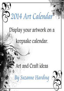 2014 Art Keepsake Calendar