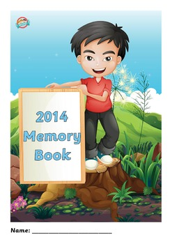 2014 End of Year Memory Book (Australian)