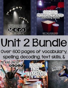 2014 Textbook Companion: Unit 2 Bundle