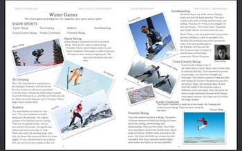 2014 Winter Olympic Games Sochi