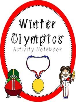 2014 Winter Olympics Student Activity Book