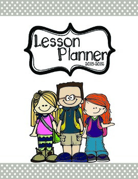 2015-2016 Lesson Planner