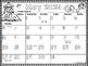 2017 Monthly Calendar for Kids (editable)