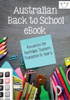 2015 Australian Back to School eBook