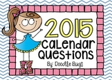 2015 Calendar Activity - Free Download