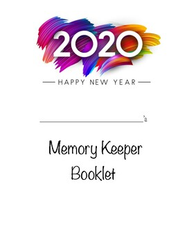 2016 New Year Memory Keeper