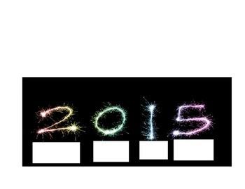 2015 Resolution foldable