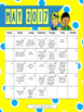 2016-17 Monthly Writing Calendars