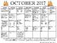 1st Grade 2016-2017 Language Calendars