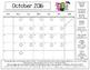 2016-2017 Calendar (Bilingual)