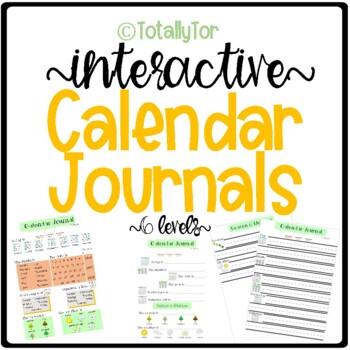 2016-2017 Calendar Journal Set