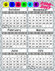 2016-2017 School Year Calendar At a Glance