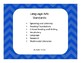 2016 3rd Grade Oklahoma Language Arts Standards Chevron design