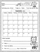 2016 - 2017 Calendar Practice Bundle (Days of the week and