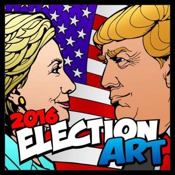 2016 Election Art Bundle