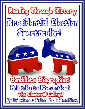 2016 Presidential Election Bundle - Limited Time Only!