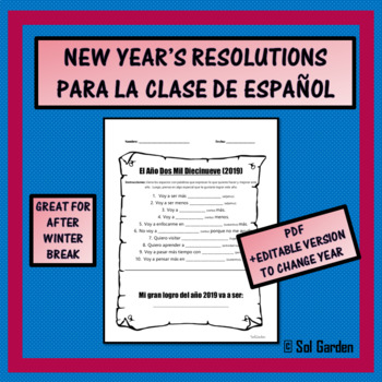 2016 - Resolutions in Spanish