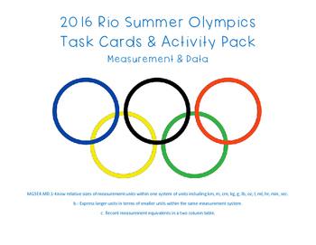 2016 Rio Summer Olympics Measurement and Data