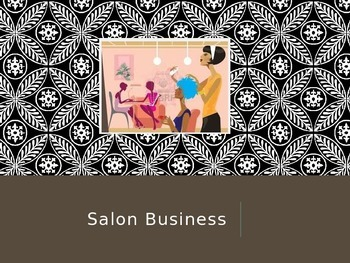 2016 Salon Business