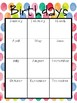 2017-2018 Polka-Dot Calendar - Editable
