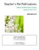 2017 Spring-Summer Literature Resources Catalog