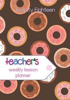 #ausbts17 2017 Primary Teacher Planner