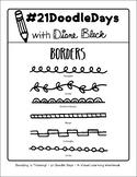 21 Doodle Days - Lesson 05: Borders
