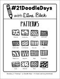 21 Doodle Days - Lesson 07: Patterns