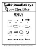21 Doodle Days - Lesson 08: Arrows