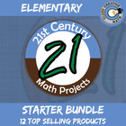 21st Century Math Projects -- My Library Volume 2