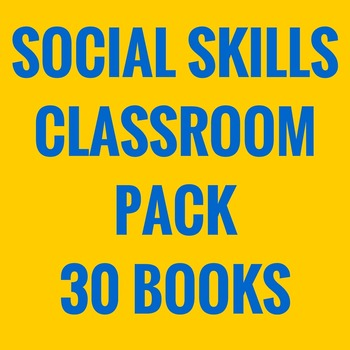 21st Century Skills Classroom Pack-30 Books: Smile & Succe