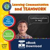 21st Century Skills - Learning Communication & Teamwork Gr. 3-8