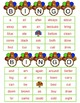 220 Dolch Sight Word Turkey BINGO (Daycare Support by Pris