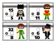 Batman Inspired Division Task Cards