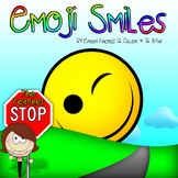 24 Emoji Faces {The Teacher Stop}