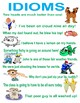 """25 Full Color 17"""" x 22"""" English Writing Posters"""