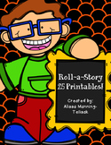 25 Roll a Story Writing Activities