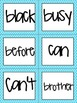250 Polka Dot Words for Wordwall