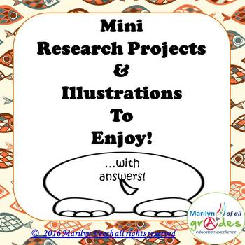 26 Mini Research Projects