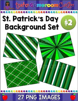 27 St. Patrick's Day Themed Backgrounds