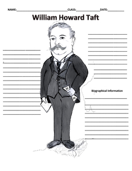 27th President William Howard Taft