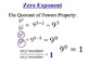 29) Complete Integer Exponents Lesson: PPT & Guided Notes