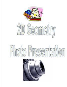 2D Geometry Photo Presentation