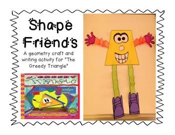 2D Shape Friends