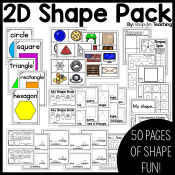 2D Shape Pack